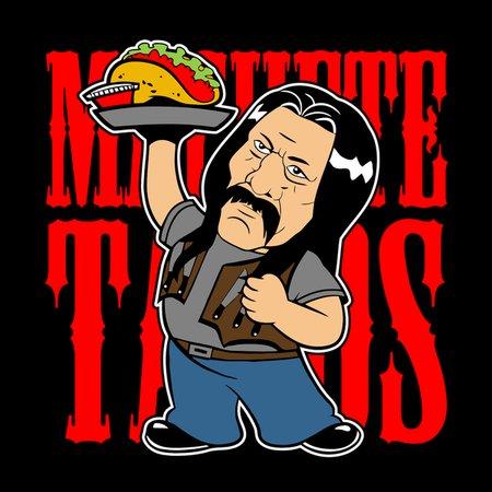 Machete Tacos T-Shirt