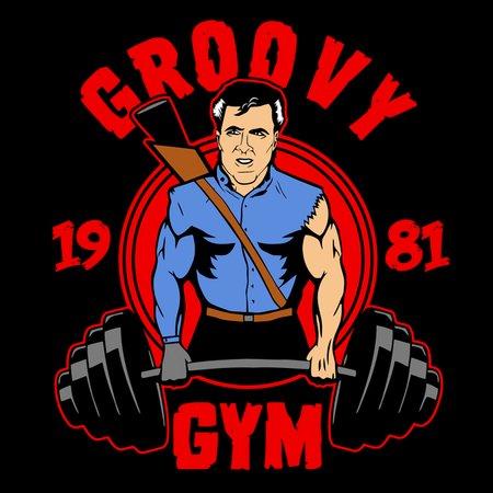 Groovy Gym T-Shirt