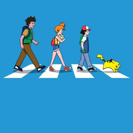 Poke Road T-Shirt