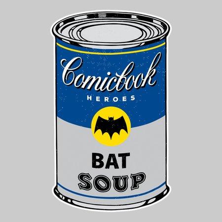 Yum, bat soup