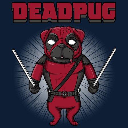 Deadpug T-Shirt