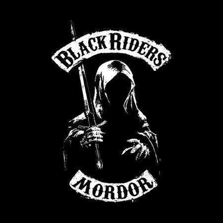 Black Riders T-Shirt