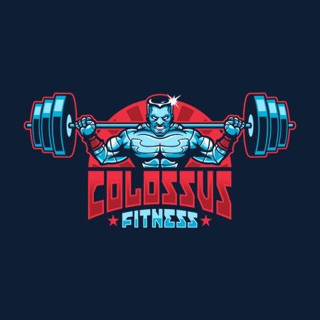 Colossus Fitness T-Shirt thumbnail