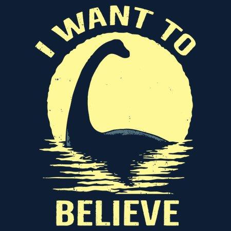 Believe In Nessie T-Shirt