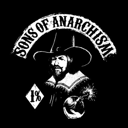 Sons Of Anarchism T-Shirt