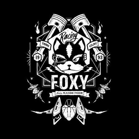 Foxy Racing T-Shirt