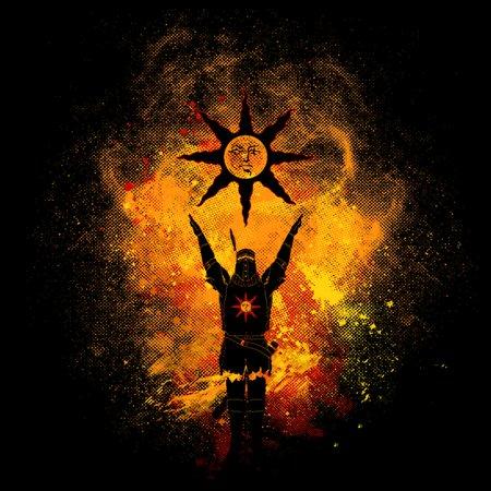 Praise The Sun Art T-Shirt