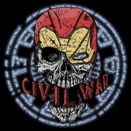 Tony's War T-Shirt