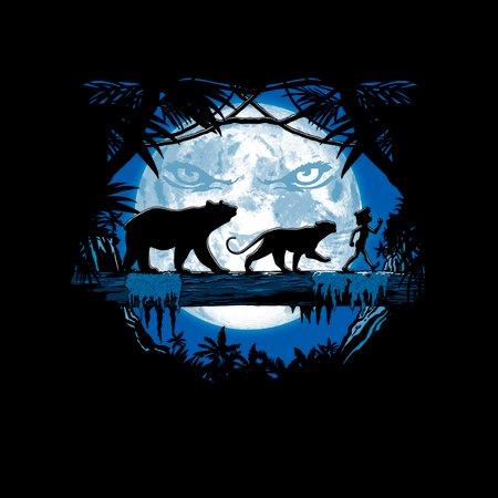 Jungle's Pals. T-Shirt