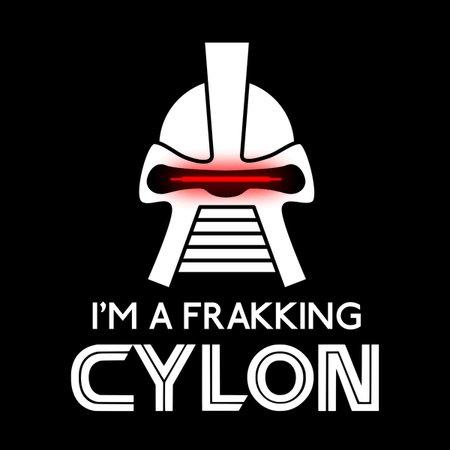 Frakking Cylon T-Shirt
