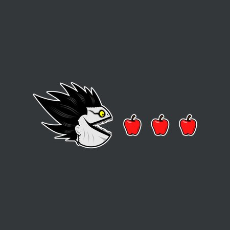 Hungry Shinigami T-Shirt