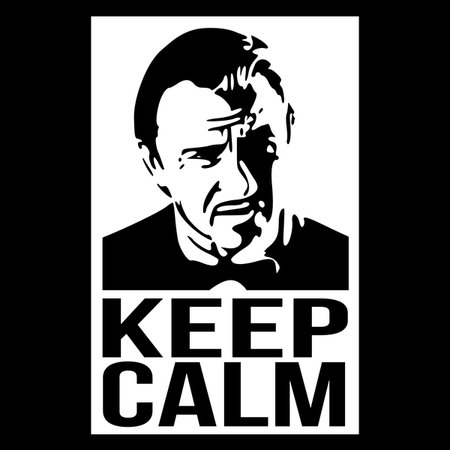 Keep Call Mr Wolf T-Shirt