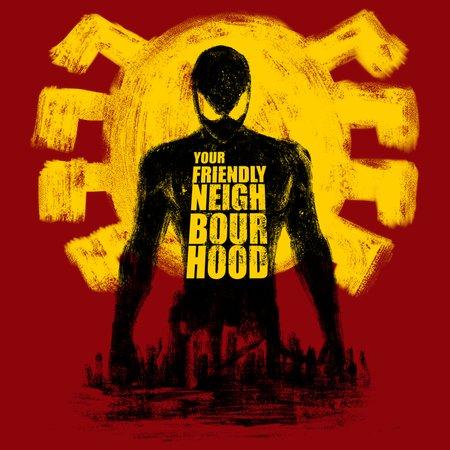 Your Friendly Neighbourhood T-Shirt