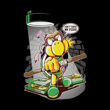 Mutant Ninja Koopa T-Shirt