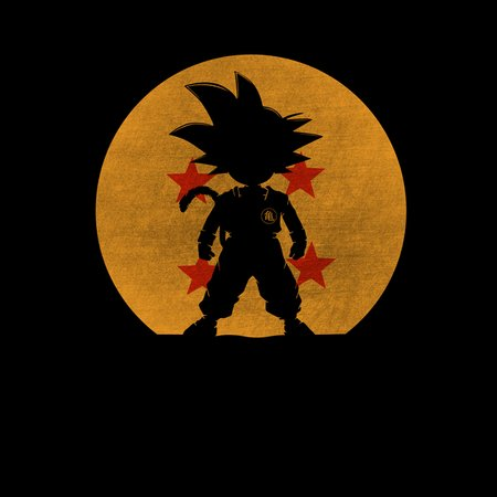Son Goku T-Shirt thumbnail