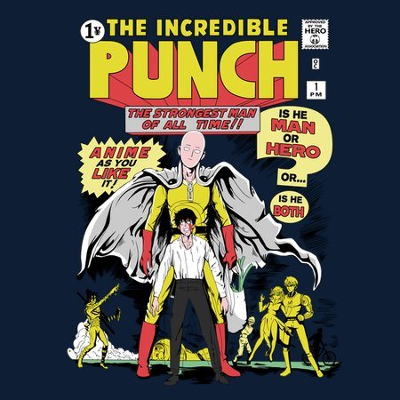 The Incredible Punch T-Shirt