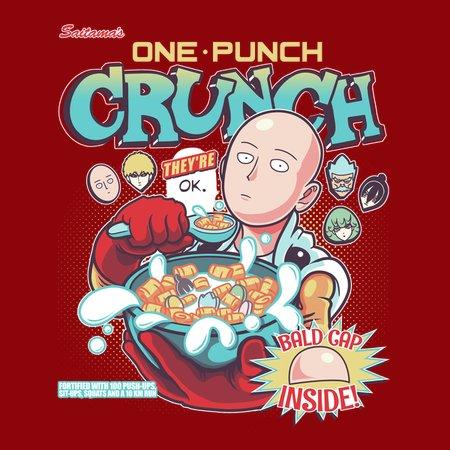 One Punch Crunch T-Shirt