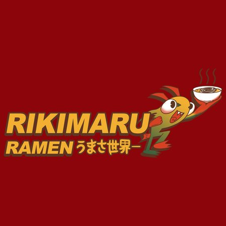 Rikimaru Ramen Restaurant Hanamura T-Shirt