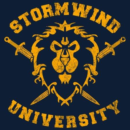 Stormwind University T-Shirt