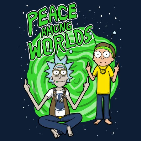 Peace Among Worlds T-Shirt