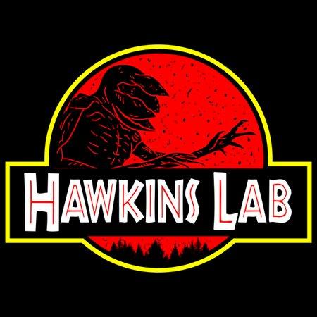 Hawkins Lab T-Shirt