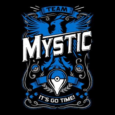 It's Go Time Team Mystic T-Shirt thumbnail