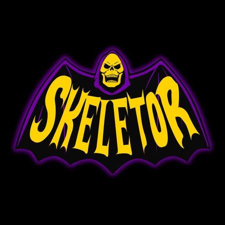 Bat-Skeletor T-Shirt