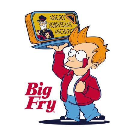 Big Fry T-Shirt