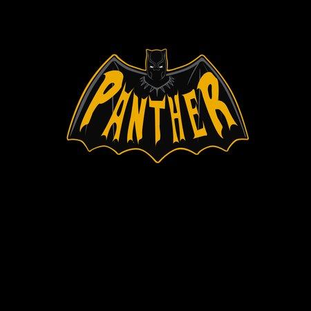 Bat-Panther T-Shirt