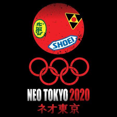 Neo Tokyo 2020 T-Shirt