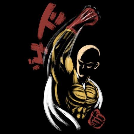Yellow Hero T-Shirt