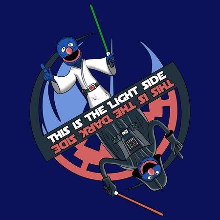 Light Side – Dark Side T-Shirt