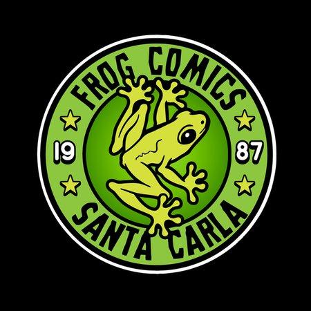 Frog Coimcs Shop T-Shirt