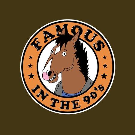 A Famous Horse T-Shirt