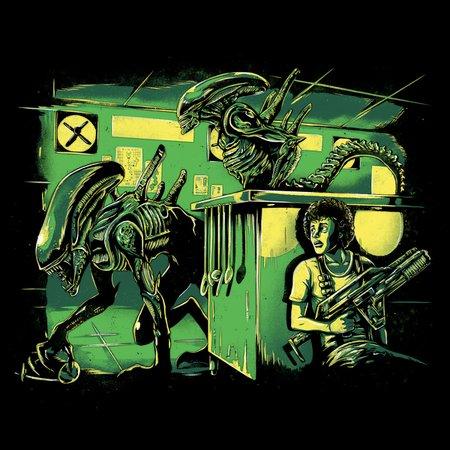 Extraterrestrial Park T-Shirt