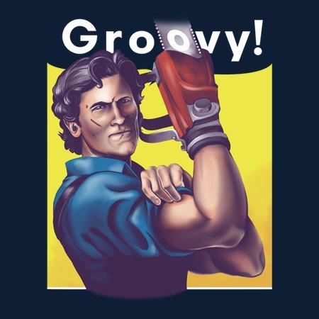 Groovy T-Shirt thumbnail