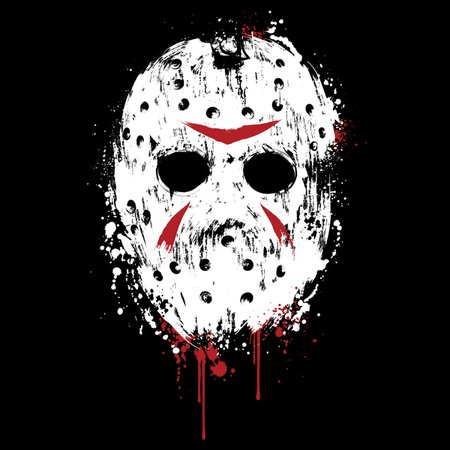 Death Behind The Mask T-Shirt thumbnail