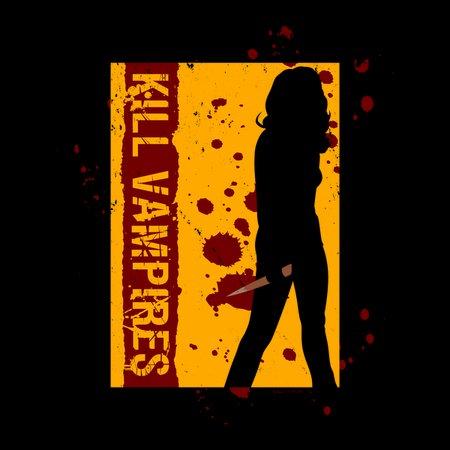 Kill Vampires T-Shirt