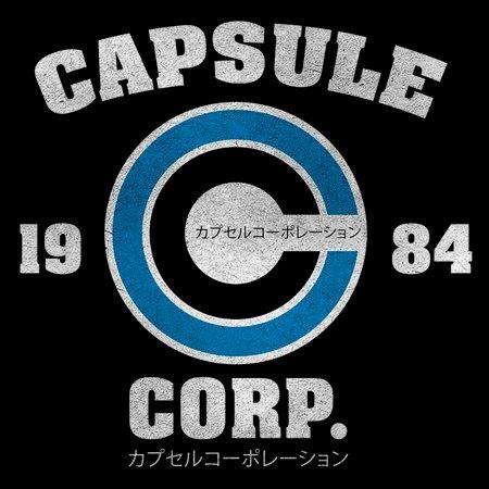 Capsule Corp. T-Shirt