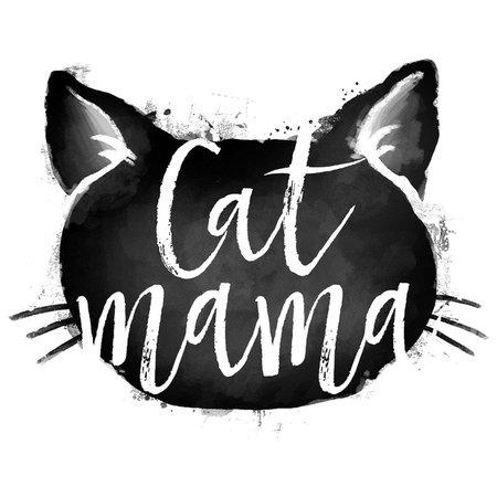 Cat Mama I T-Shirt