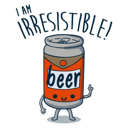 I Am Irresistible T-Shirt