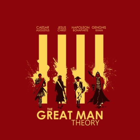 great man theory essay This essay reviews the great man theory as developed by thomas carlyle and goes into the trait theory of leadership.