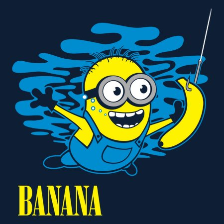2a3c29878c Nirvana Banana. T-Shirts ...