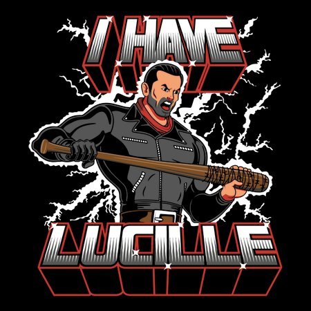 I Have Lucille T-Shirt