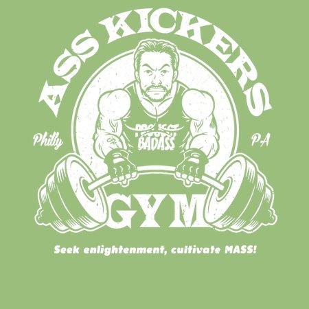Ass Kickers Gym T-Shirt
