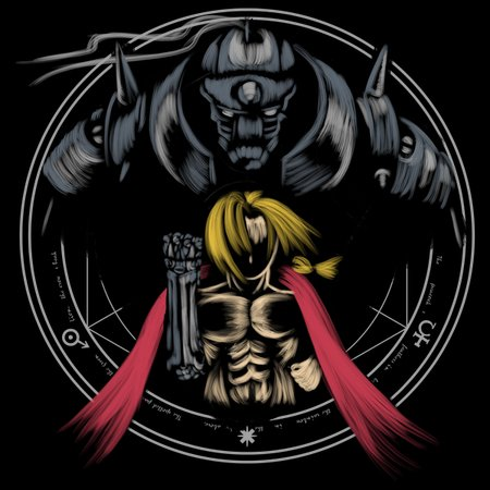 Elric Brothers T-Shirt