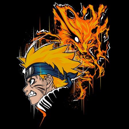 Demon Fox T-Shirt thumbnail