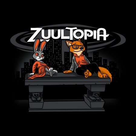 Zuultopia T-Shirt