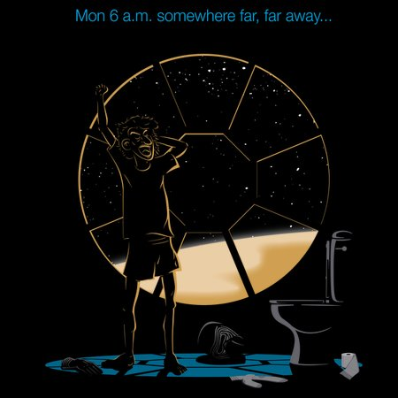 Dark Side Awakens T-Shirt