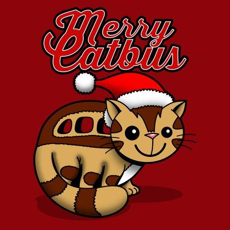 Merry Catbus T-Shirt